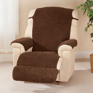 Sherpa Recliner Cover Set by OakRidge Comforts™