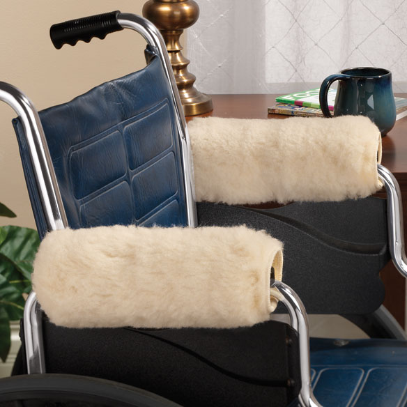 Sherpa Wheelchair Armrest Cover