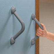 Bathroom - Safety Grip Handle - Set Of 2