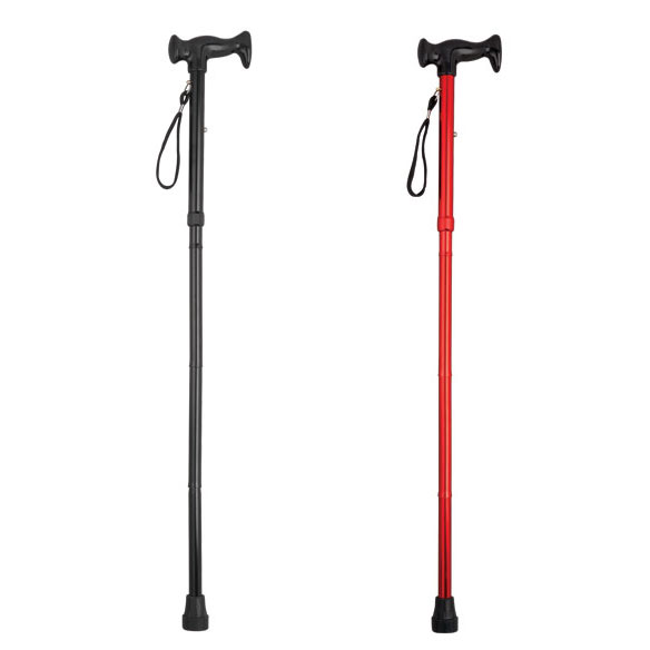 Folding Adjustable Cane - View 1