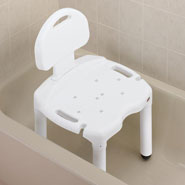 Bathroom Safety - Bath Bench