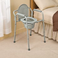 3-in-1 Bedside Commodes