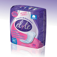 Disposable Pads - Elyte Incontinence Pads Normal - Case