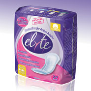 Disposable Pads - Elyte Incontinence Pads Extra