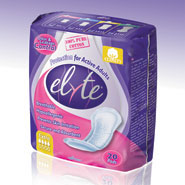 Elyte Incontinence Pads XL - Case