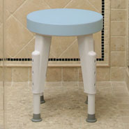 Rotating Shower Stool