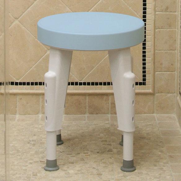Rotating Shower Stool