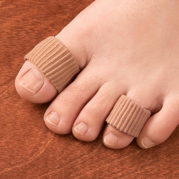 Gel Toe Protectors - Set Of 2