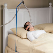 Sleep Apnea - CPAP Hose Holder