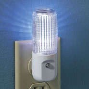 Lighting - Automatic LED Night Lights - Set Of 2