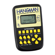 Electronic Hangman Game