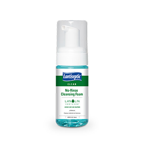 Lantiseptic Daily Care Cleansing Foam