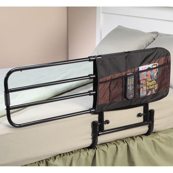 Bed Rails For Seniors >> EZ Adjust Bed Rail - Bed Rails For Seniors - Easy Comforts