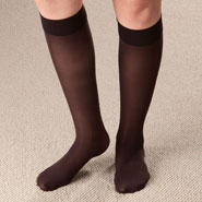Compression Hosiery - Knee High Support Stockings