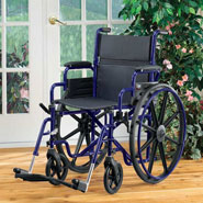 Wheelchairs & Accessories - Extra Large Wheelchair