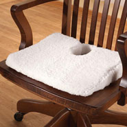 Cushions & Chair Pads - Tailbone Cushion