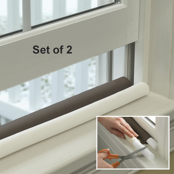 Window Twin Draft Guard® Set of 2