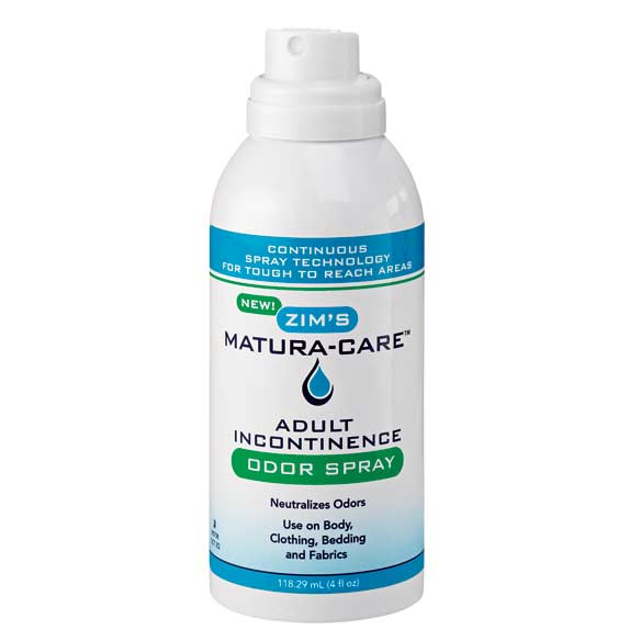 Incontinence Odor Eliminator Spray