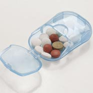 Medicine Storage - Small Pill Box