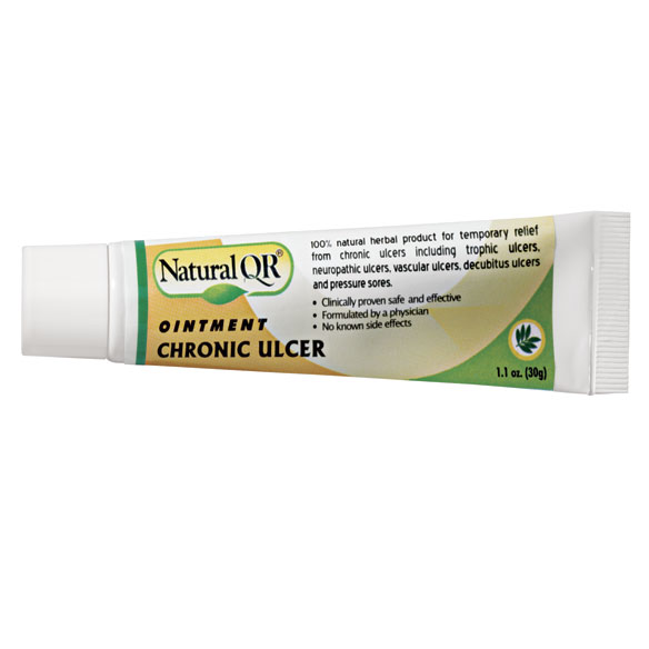 Natural QR® Chronic Ulcer Ointment
