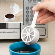 Cooking Alone - One Cup Microwave Coffee Maker