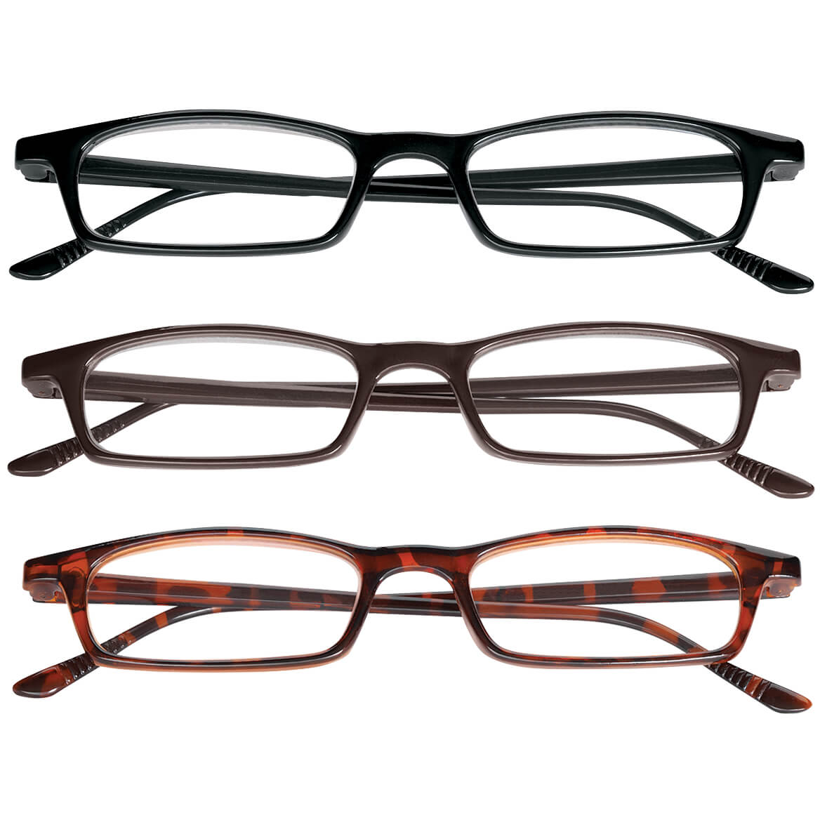 3 Pair Value Pack Reading Glasses-337153