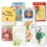 Hobbies & Books - All Occasion Card Set - 24 Pack
