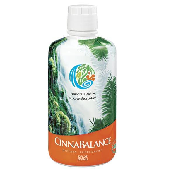 Tropical Oasis Cinnabalance
