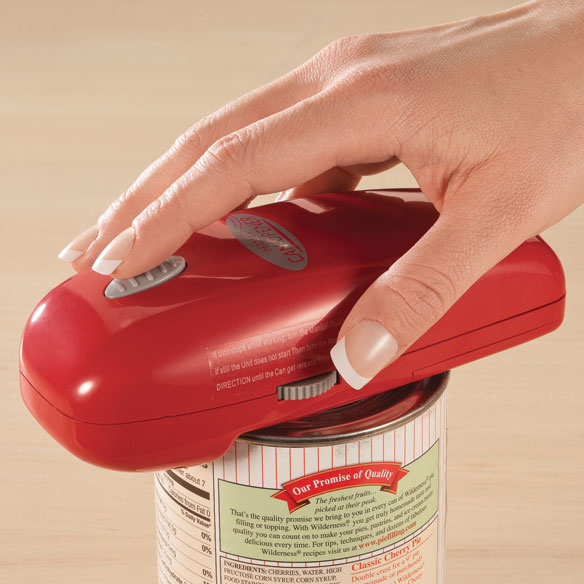 Hands Free Can Opener