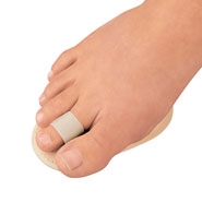 Toe Straightener with Memory Foam