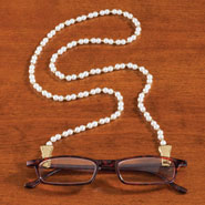 Values under $4.99 - Beaded Eyeglass Chain