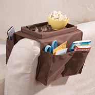 Home Necessities - Armchair Caddy