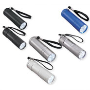 Home - LED Flashlight Set - 6 Piece