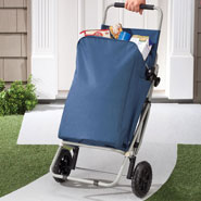 Home Necessities - 3-In-1 Shopping Cart