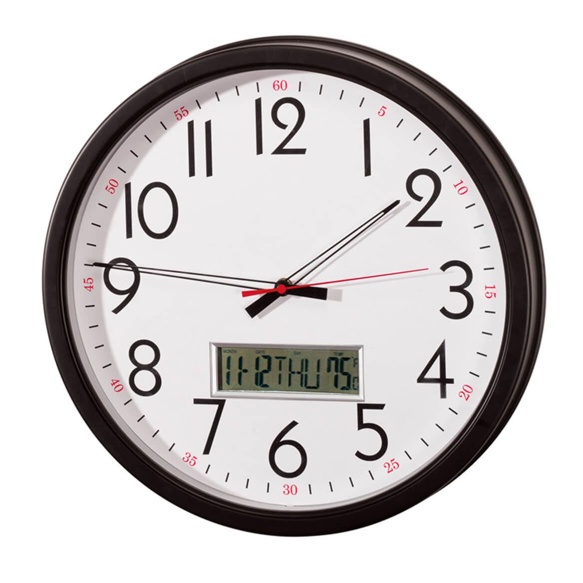 4-in-1 Giant Wall Clock-338825