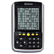Brain Health - Sudoku Electronic Handheld Game
