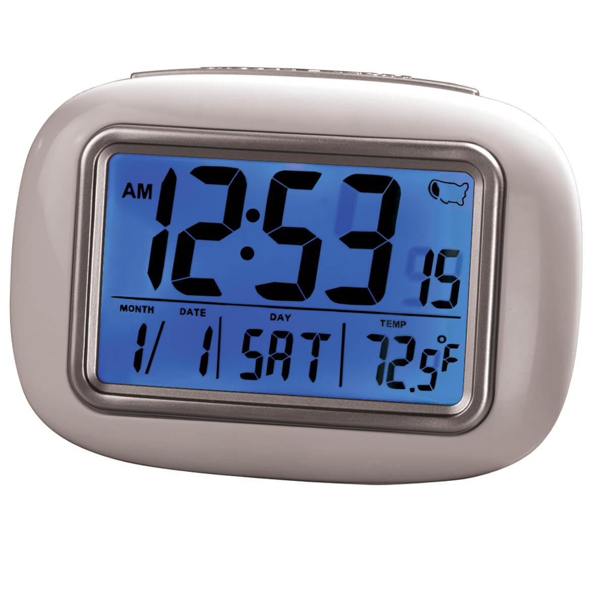 Big Screen Atomic Clock-339403