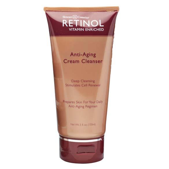 Retinol Anti-Aging Cream Cleanser®