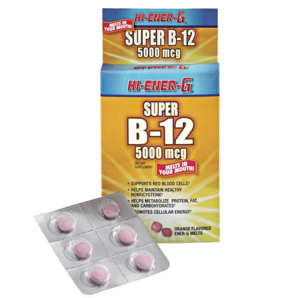 Super B12 Tablets