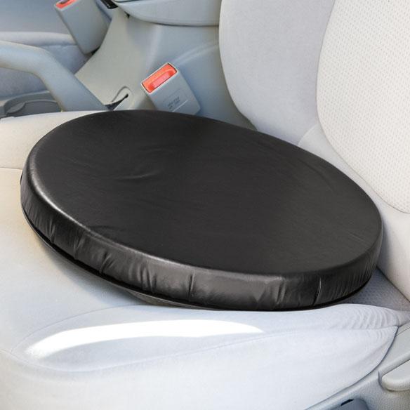 car swivel cushion car swivel seat cushion easy comforts. Black Bedroom Furniture Sets. Home Design Ideas