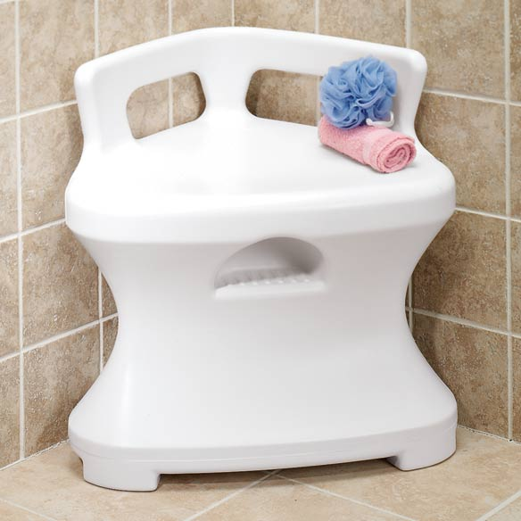 Corner Shower Seat Easy forts