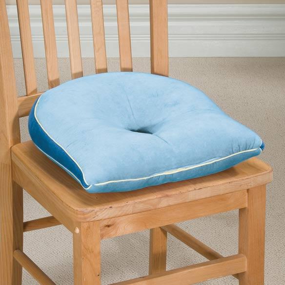 memory foam seat cushion memory foam cushion easy comforts. Black Bedroom Furniture Sets. Home Design Ideas