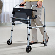 Walking Aids - Walker with Seat