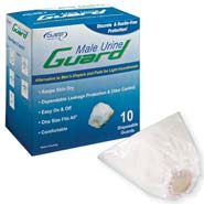 Incontinence Solutions for Men - Male Urine Guard