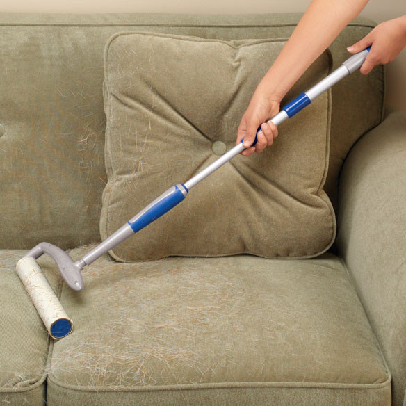 Long Handled Furniture Roller