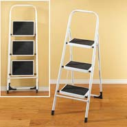 3 Tier Folding Step Ladder