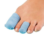 Foot Care - Antibacterial Gel Toe Pads - Set of 4
