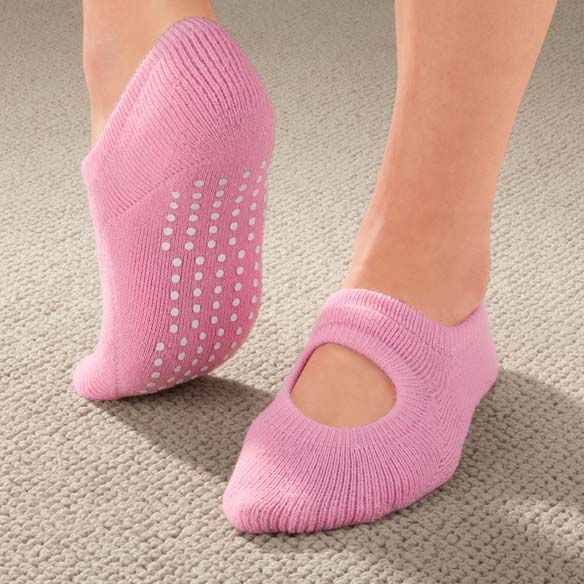 Non-Skid Slipper Socks