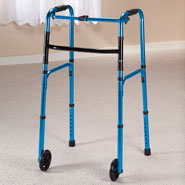 Walkers - Walker with Wheels           XL