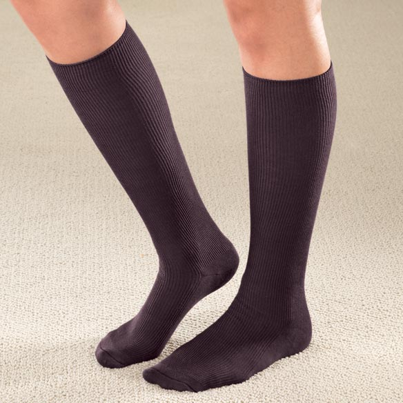 Men's Support Socks - 1 Pair
